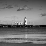 Scarborough South Bay and Lighthouse, 23-1-2012 (IMG_6602) Nik SEP2 - EV-3 4k