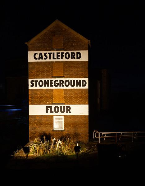 Castleford - Allinson's Flour Mill Building, 27-10-2012 (IMG_0371) 4k
