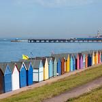 Herne Bay Beach Huts & Pier, 4-9-2012 (IMG_9706) 4k