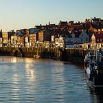 Whitby Harbour at Sunrise, 23-1-2012 (IMG_6585) 4k