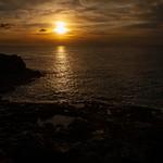 Sunrise over Castillo Caleta de Fuste, Fuerteventura, 14-11-2012 (IMG_0517) 4k