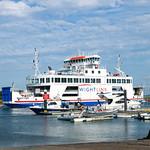 Lymington Harbour - Wight Light, 30-8-2013 (IMG_5883) 4k