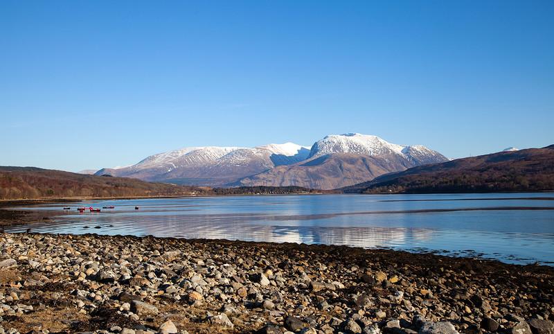 Loch Eil & Ben Nevis, 26-2-2013 (IMG_1682) 4k