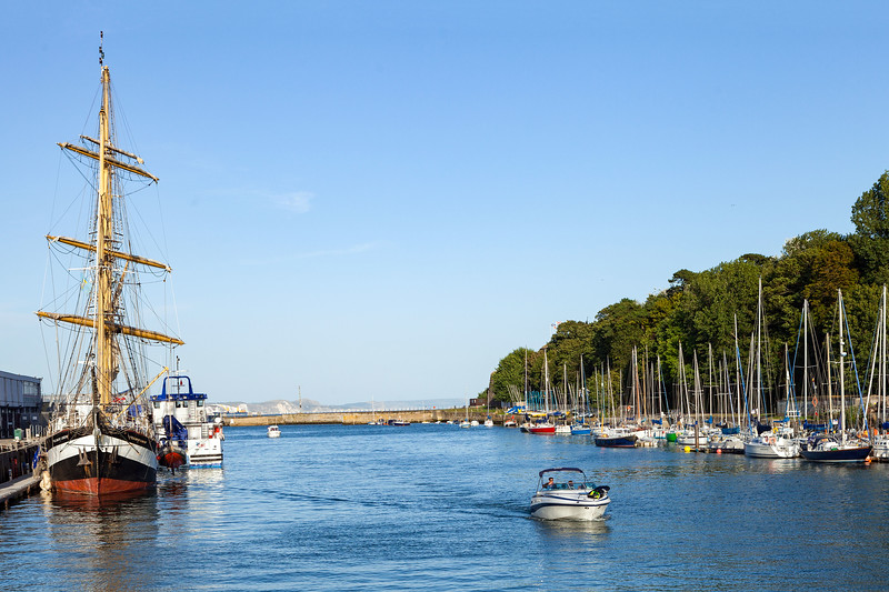 Weymouth Harbour and Marina, 31-8-2013 (IMG_5943) 4k