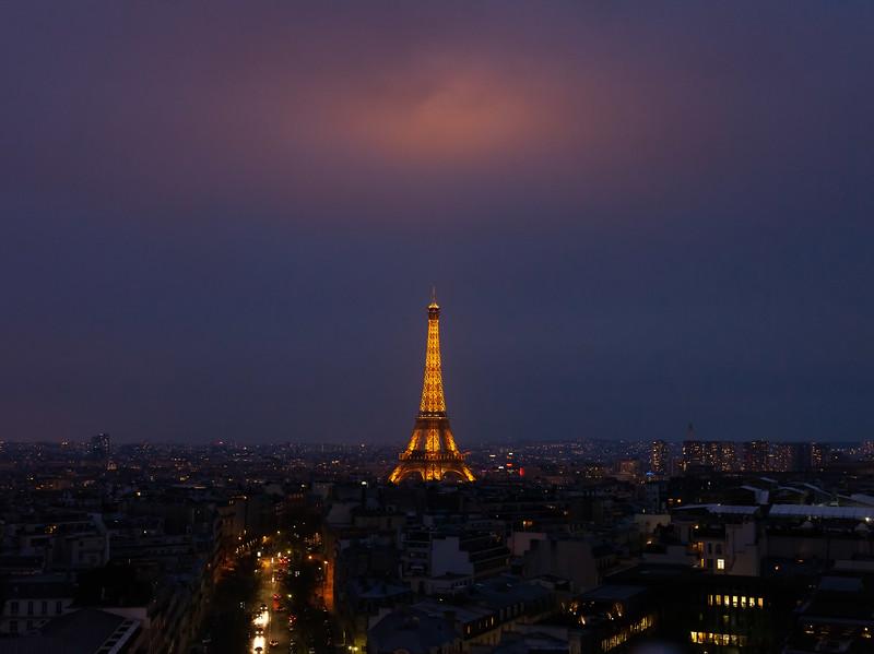 Paris - Eiffel Tower & Glow, 10-3-2013 (IMG_1882) 4k