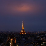 Paris - Eiffel Tower & Glow, 10-3-2013 (IMG_1882) 4k