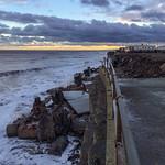 Ulrome - Southfield Sea Wall Collapse, 30-12-2013 (IMG_5544) Max