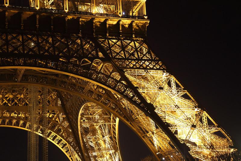 Eiffel Tower East Leg