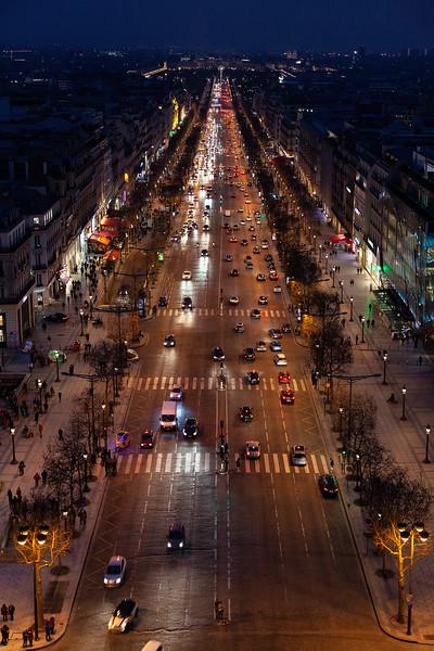 Paris - Avenue des Champs-Élysées, 10-3-2013 (IMG_1879) 4k