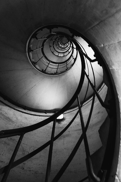 Arc de Triomphe Stairs