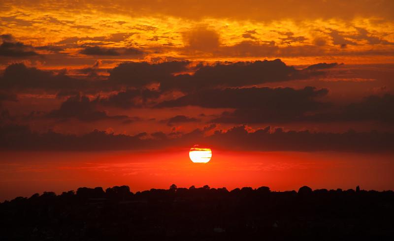 Carleton Firey Sunset