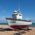 DR161 on Deal Beach, Kent