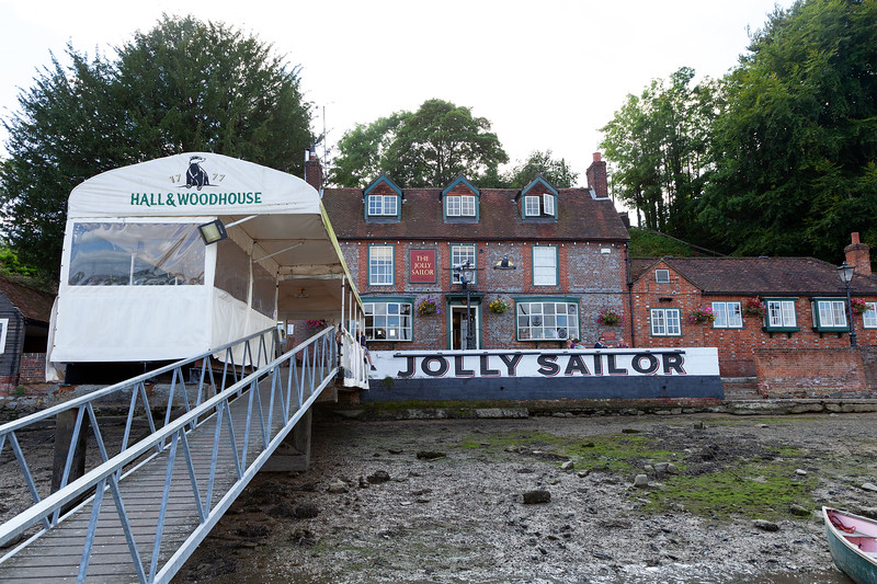 Bursledon - The Jolly Sailor, 30-8-2013 (IMG_5857) 4k