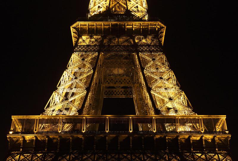Eiffel Tower Level One