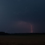 Cossington, Leics - Lightning Storm, 22-7-2013 (IMG_4690) 4k