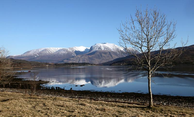 Loch Eil & Ben Nevis