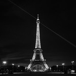 Paris - Eiffel Tower, 9-3-2013 (IMG_1763) Nik SEP2 - FIne Art Process 4k
