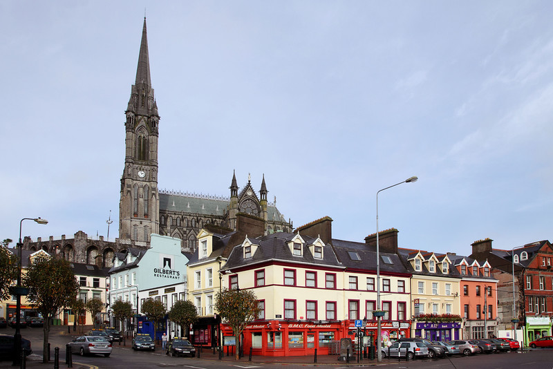 Cobh Cathedral & Pearse Square