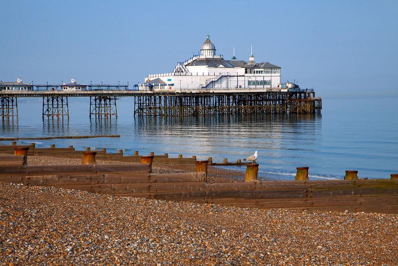 Eastbourne Pier & Shingle Beach, 7-5-2013 (IMG_2716) 4k