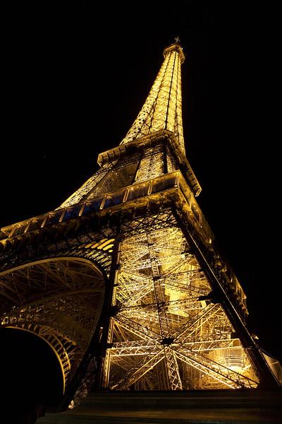 Eiffel Tower, East Leg