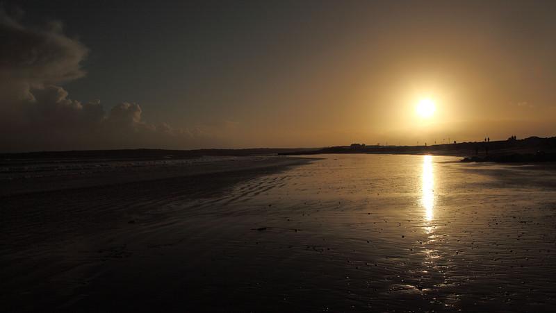 Ballycotton Bay Beach Sunset, Castlemartyr