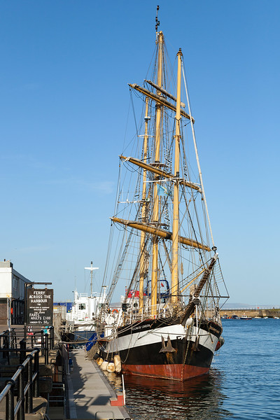 Pelican of London at Weymouth