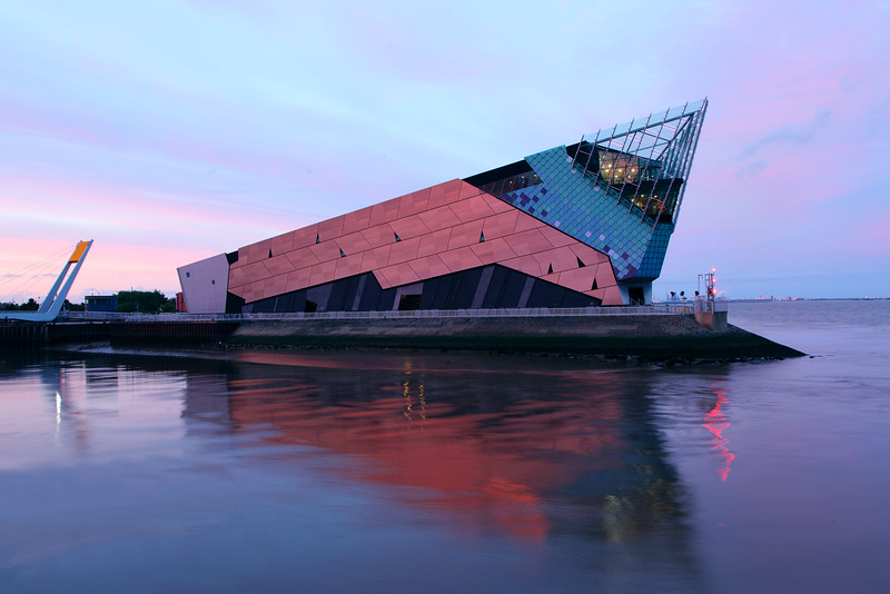 The Deep, Hull At Dusk
