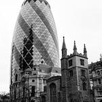 London - Leadenhall Street, The Ghuerkin, 18-1-2014 (IMG_7146) Nik SEP2 - High Structure Harsh 4k