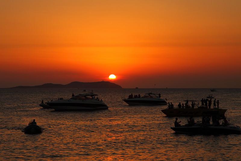 Café del Mar Sunset