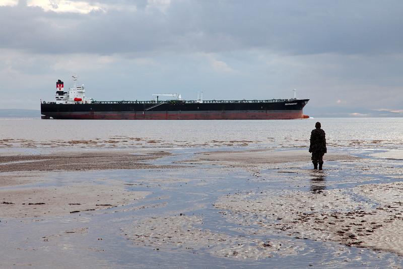 """""""Staring at Sea Transport"""", Crosby"""