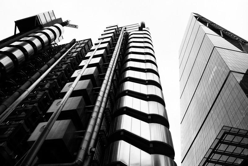 Lloyds of London & Leadenhall Building