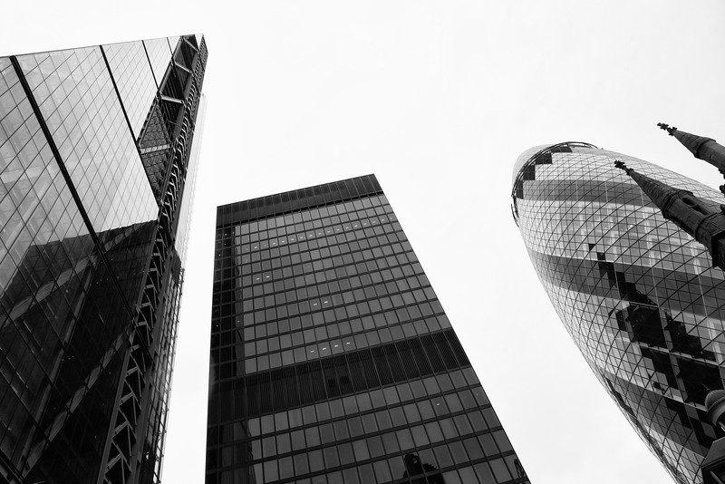 Four Towers, City of London