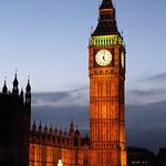 Parliament Clock, Westminster
