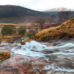Glen Etive Waterfall, 21-2-2014 (IMG_8309) 4k