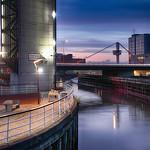 Hull Flood Barrier, 26-6-2014 (IMG_1321) Nik HDR Efex Deep 1 4k