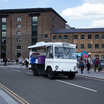 Milk Float, Kings Cross (Granary Square), 15-5-2014 (IMG_9949) Base