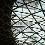 Kings Cross Station Concourse Roof, 17-6-2014 (IMG_0827) 4k