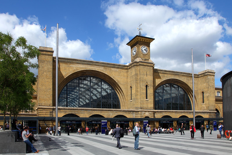 Kings Cross Frontage