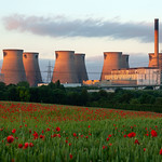 Ferrybridge Power Station & Poppy Field, 16-6-2014 (IMG_0761) 4k