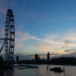 London Eye & River Thames, 18-1-2014 (IMG_7491) 4k