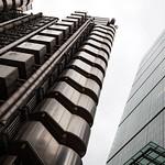 London - Lloyds' Building & Leadenhall Building, 18-1-2014 (IMG_7164) 4k