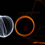 Wire Wool & Light Trails, 13-3-2014 (IMG_8910) 4k