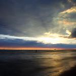 Crosby Sunset Sky Scape