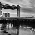 Hull Flood Barrier, 26-6-2014 (IMG_1315) Nik SEP2 High Structure Harsh 4k