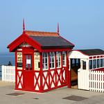 Saltburn Cliff Tramway Control Box