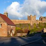 Bamburgh Castle & Front Street, 1-2-2015 (IMG_9258) 4k