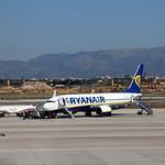 EI-EBV at Palma Airport