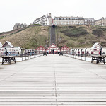 Saltburn Pier, 4-10-2015 (IMG_0615) Nik CEP4 - High Key - 4k