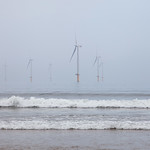 Redcar Beach Wind Farm, 4-10-2015 (IMG_0546) 4k