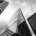 The Leadenhall Building & Lloyds Building, 10-10-2015 (IMG_1259) Nik SEP2 - High Structure Harsh - 4k